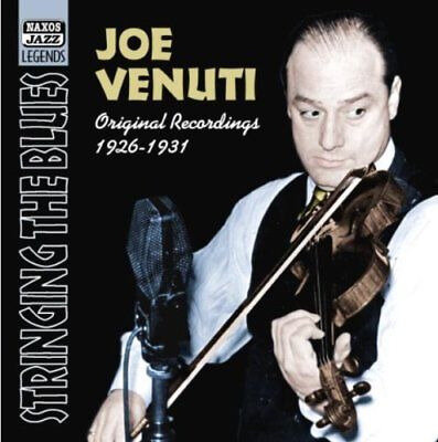 Album Joe Venuti Stringing the blues