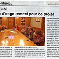 Article du 16 juin 2016 - préparation de l'exposition de villouxel, pargny-sous-mureau et midrevaux