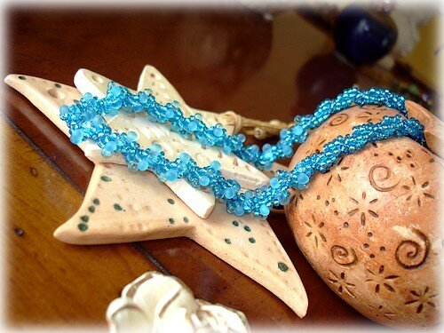 Spiral Rope Turquoise