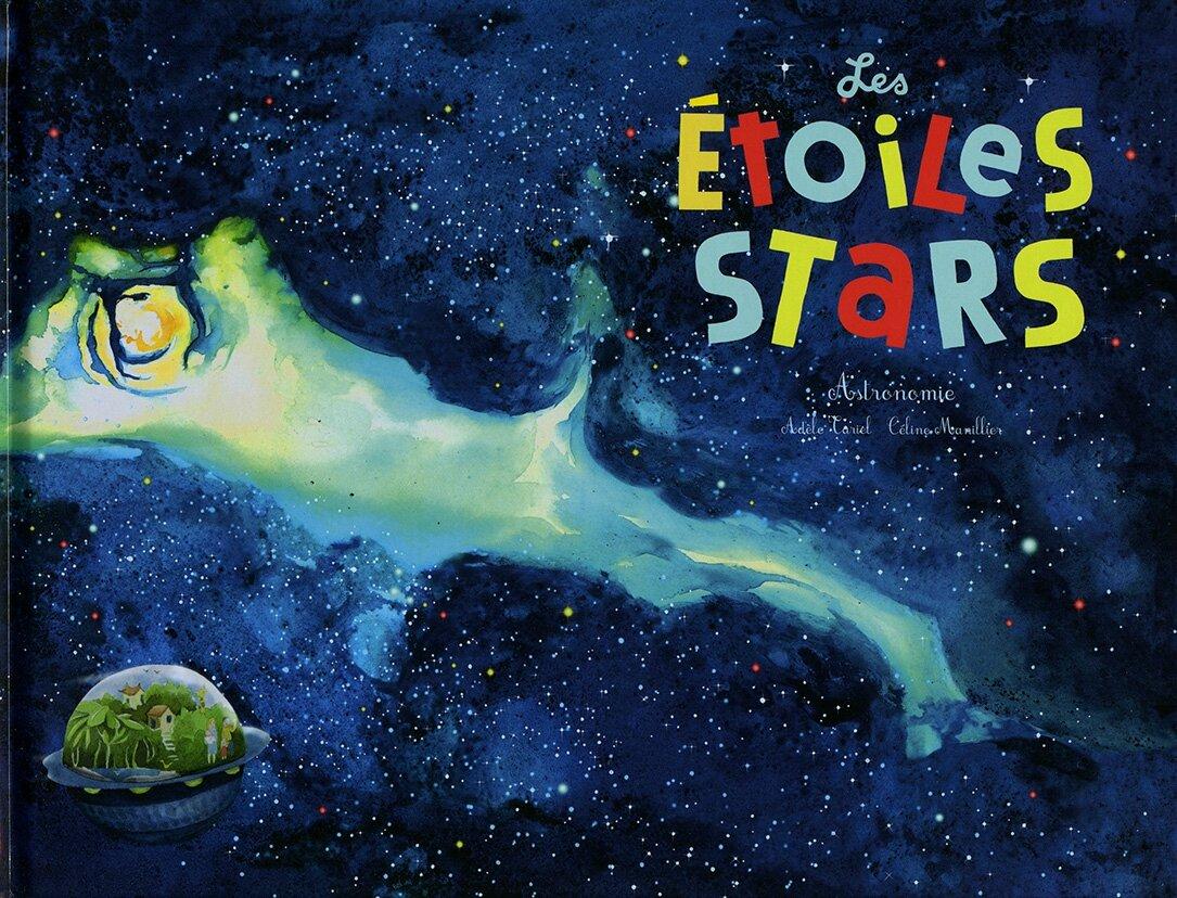 Couverture Les Etoiles stars