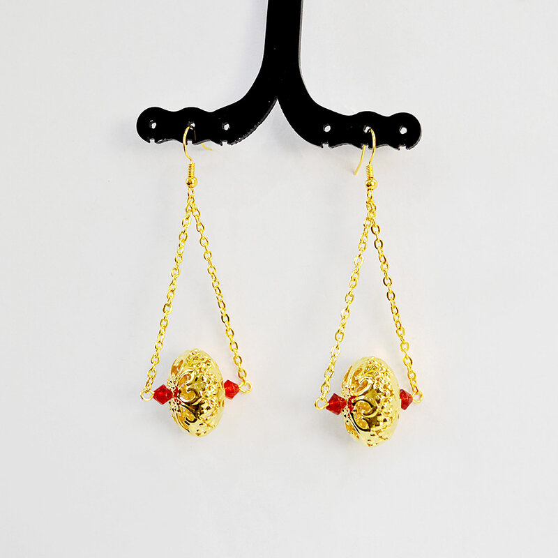 PandaHall-Ideal-on-Making-Golden-Earrings-with-Pendants-5