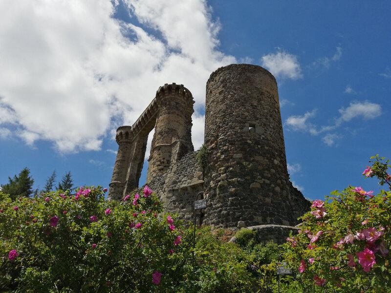 Vestiges du château
