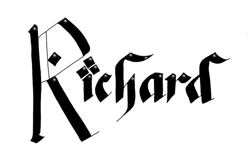 Richard étoiles