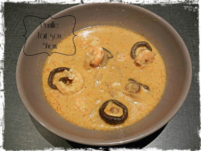 soupe thai prunille fee
