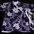 Cache-coeur/kimono bébé