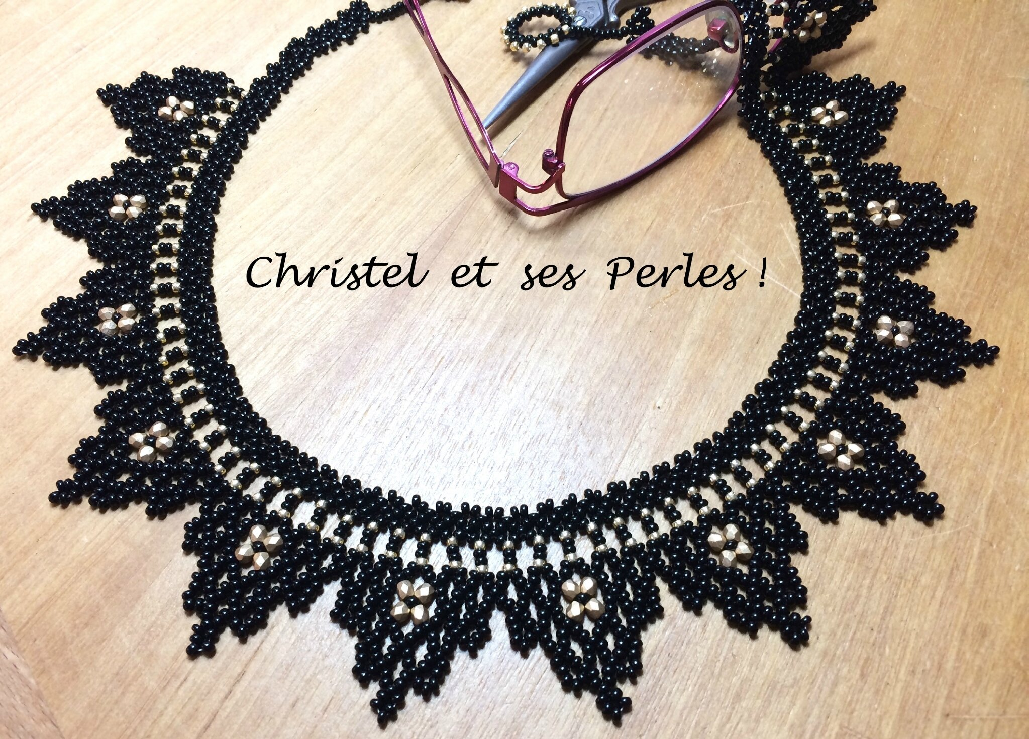 collier perle russe