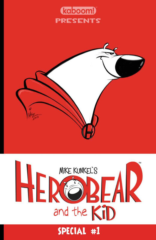 boom herobear and the kid 2013 special