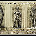 Statues des comtes et ducs d'anjou