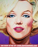 art_by_dave_decaro_marilynface