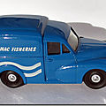 18 Morris Minor Van Mac Fisheries A 4
