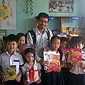 L'unesco prime le programme « des livres pour les zones rurales » du vietnam