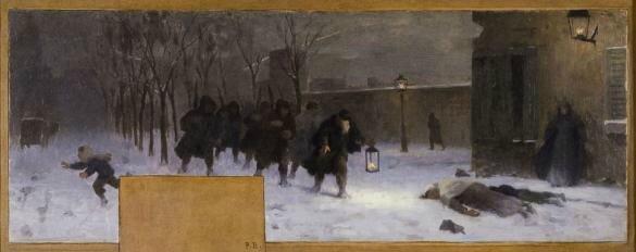 Baudouin, la recherche des blessés