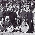 Avant le lycée hassan ii, le collège technique et commercial
