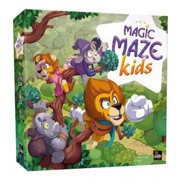 Boutique jeux de société - Pontivy - morbihan - ludis factory - Magic maze kids