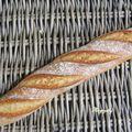 Baguettes façon tradition française