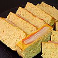 Terrine thon surimi au curry