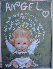 238 - Little Angel - Echange je prends ce qui me plait - Janvier