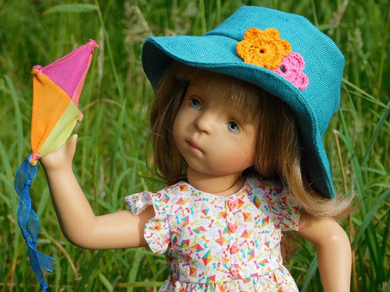 La poupée de la semaine... Anne