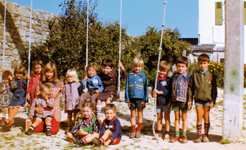Ch41 - 1979 - École du Christ Roi