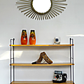 Petit mobilier ... etagere modulable string * annie