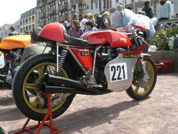 Honda Daytona CR 830cc 1969
