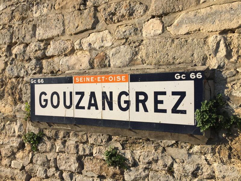 Bienvenue au Foyer rural de Gouzangrez