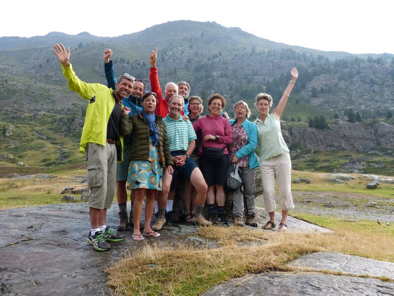 Echos de notre randonnée de montagne, la vallée de Névache