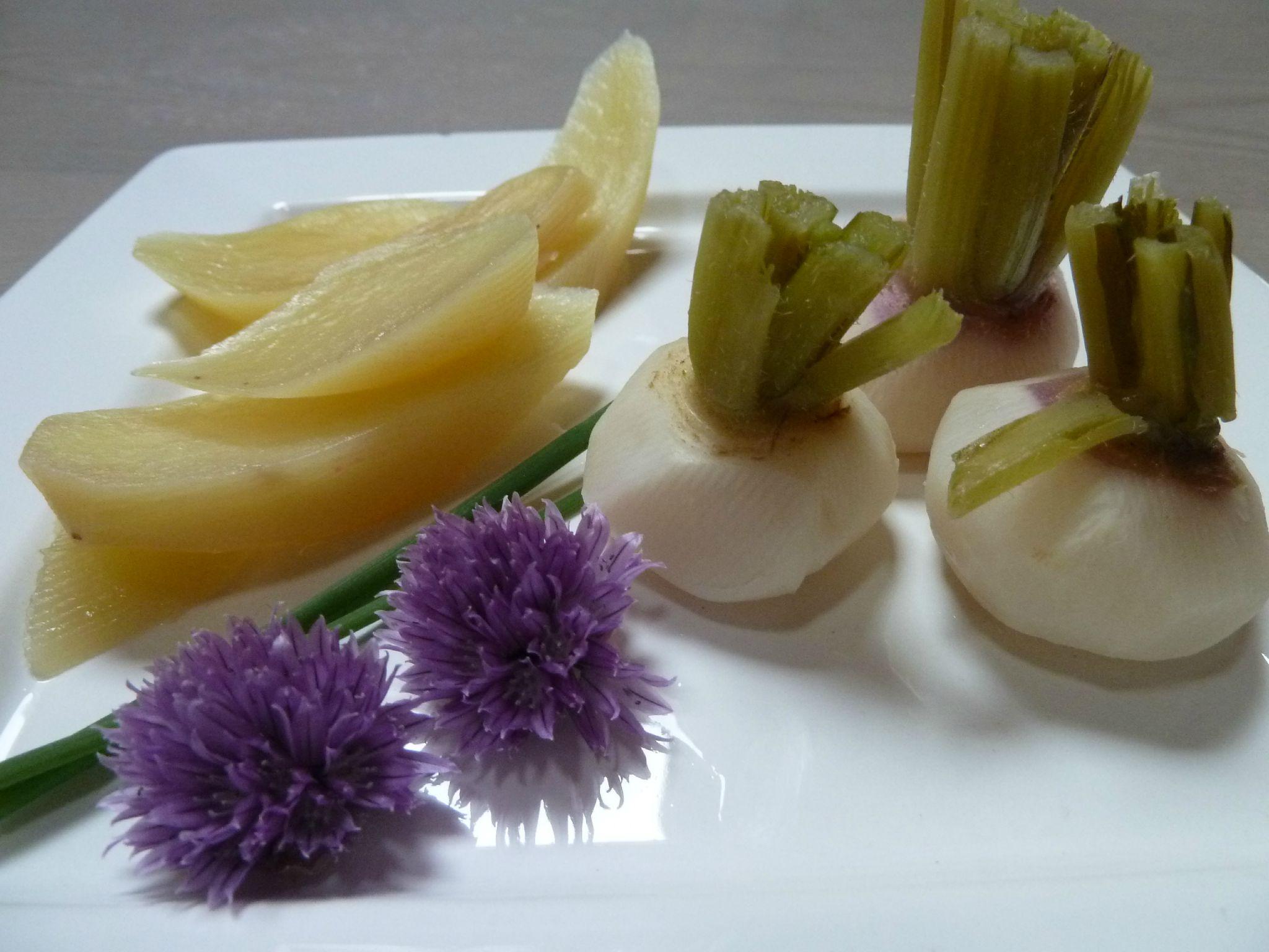 petits navets aux pommes de terre www.passionpotager.canalblog.com