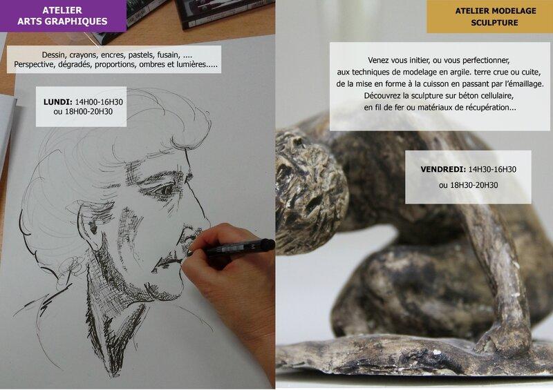 dessin-modelage