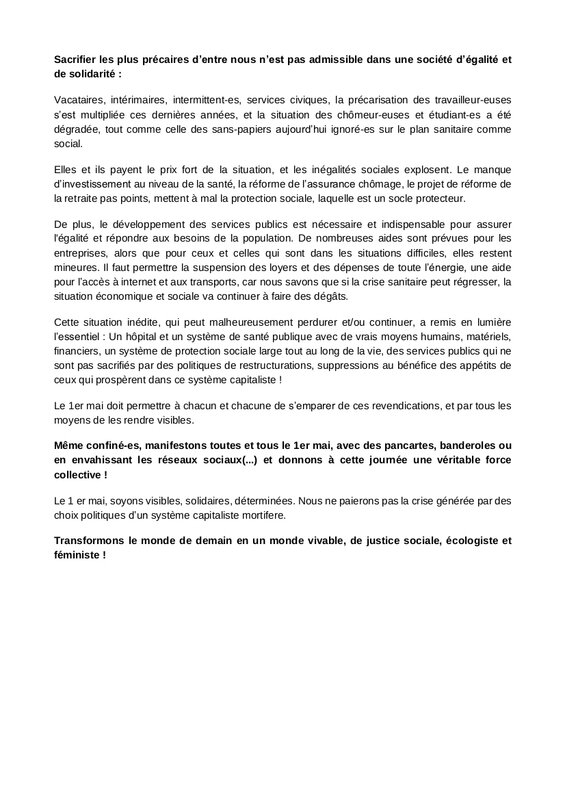 intersyndicale_communique_unitaire_1er_mai page 2