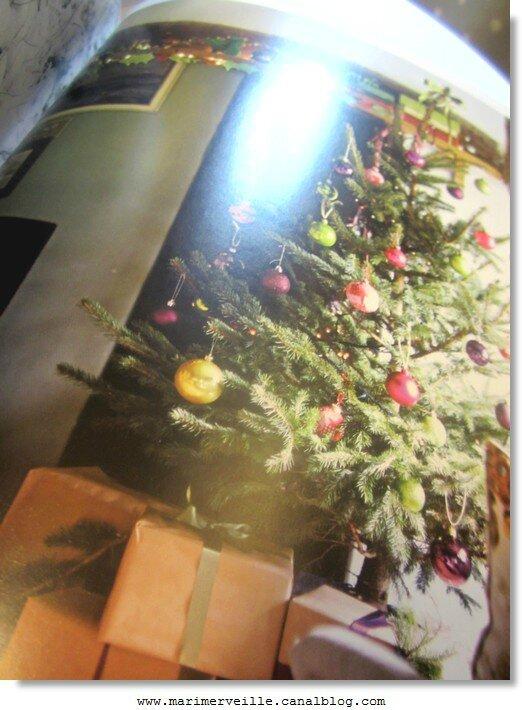 livre sapin de Noël