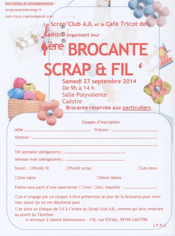 Coupon inscription brocante 1