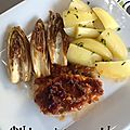 Rôti de porc sauce barbecue