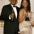 Forest Whitaker et Jennifer Hudson