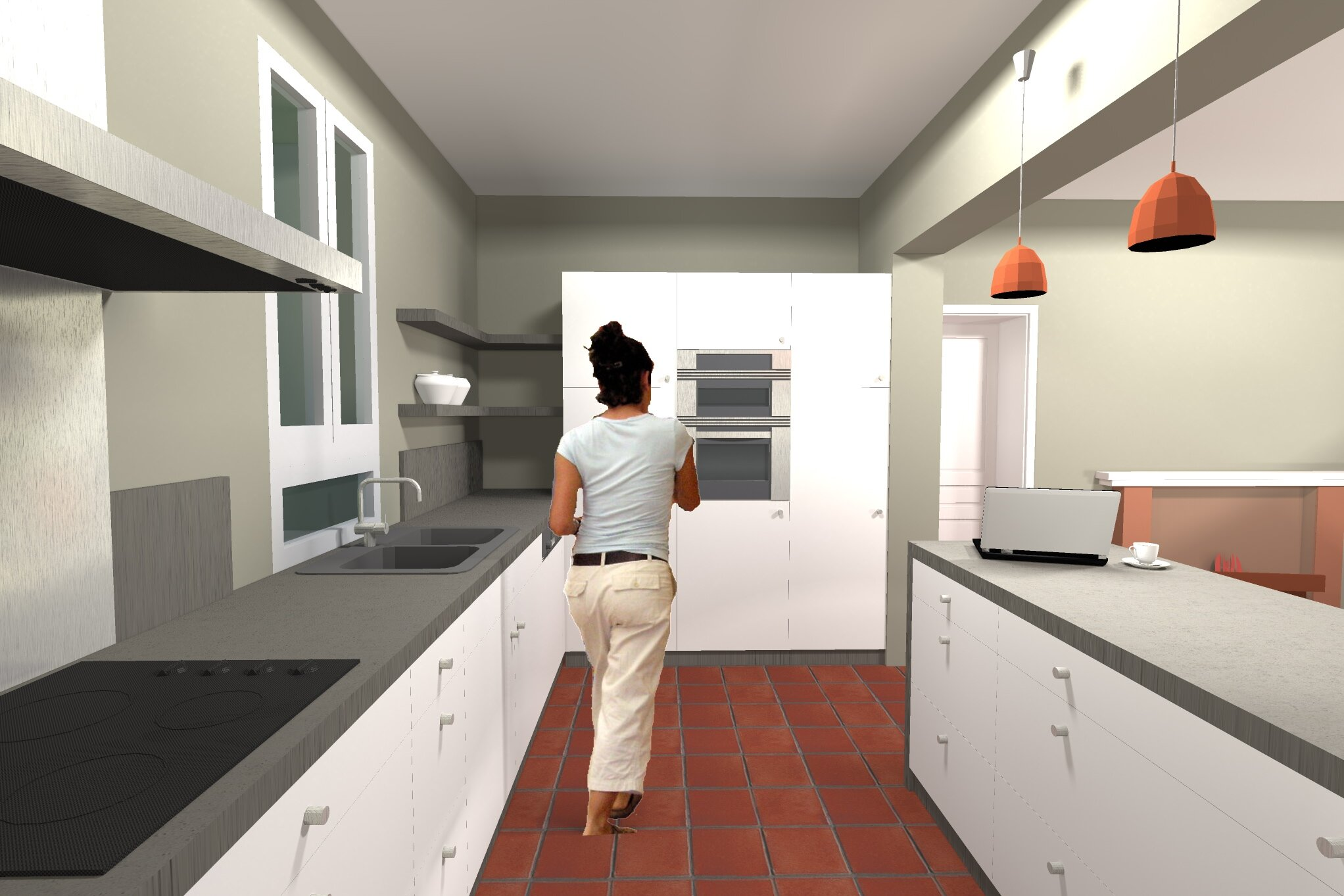 Réaménagement d'une cuisine 2