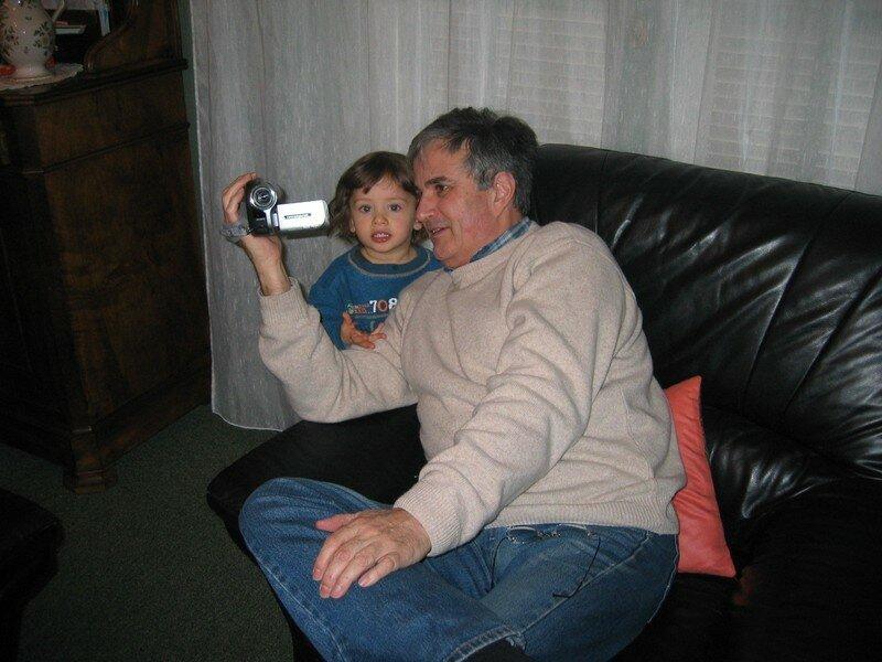 Noël avec Bernard