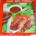 Rouëlle de porc satay
