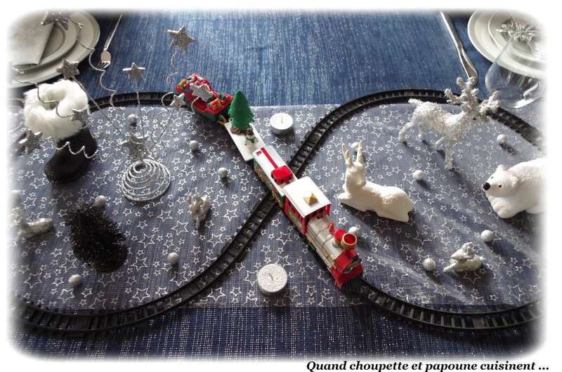 Ma table Train de Noël-7201