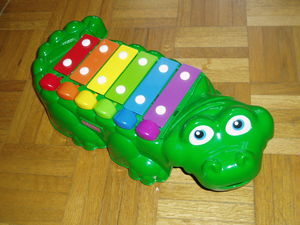 Crocodile_musical