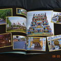Grand Baie et son temple TAMOUL