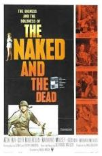 Affiche The naked and the dead