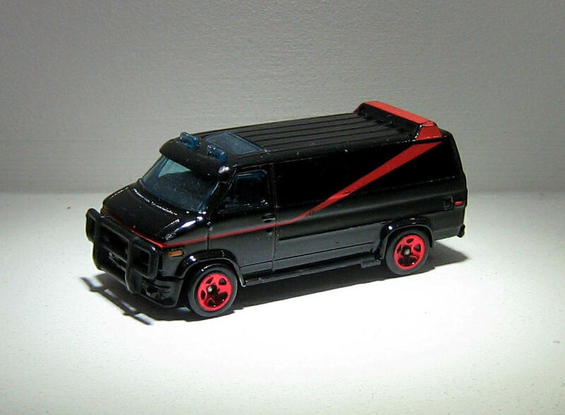 Gmc Van A Team (Hotwheels 2011) 01