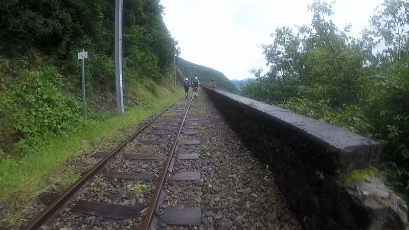 Trail des Passerelles du Monteynard 2018 65km _ 36