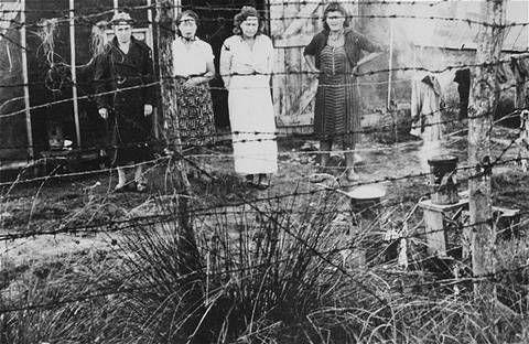 Camp de Gurs 1942