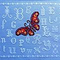 Abécédaire au papillon: objectif n°3