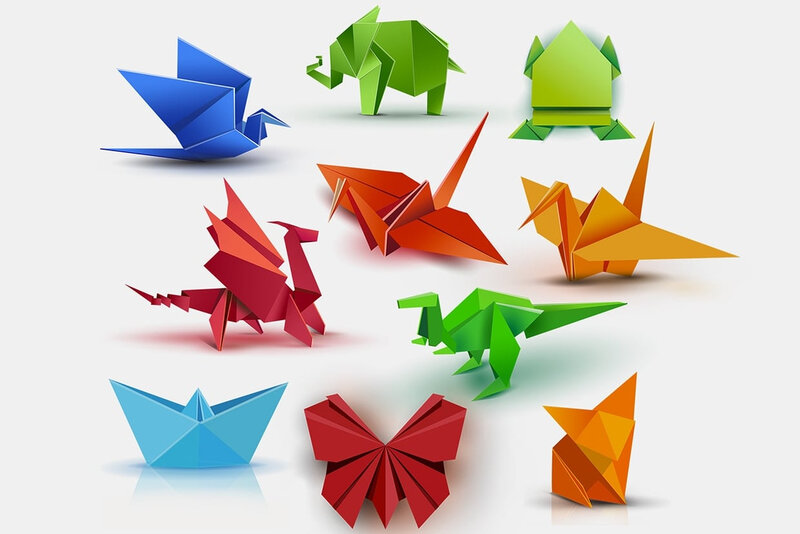 DDS 508 origami10597841