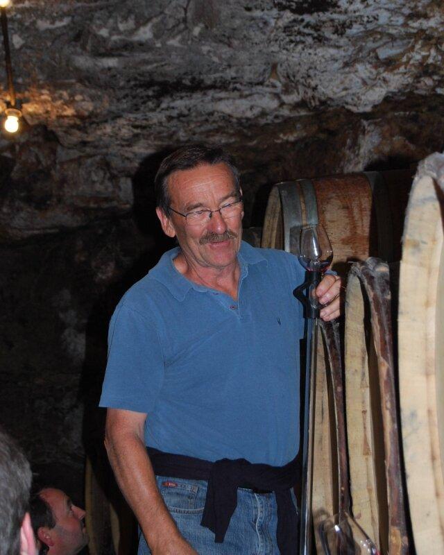 Bernard Baudry (domaine Bernard Baudry, Chinon)
