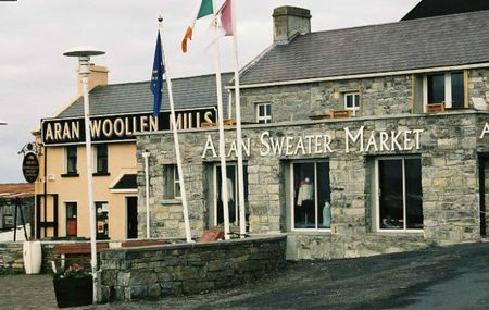 Inishmore wool market