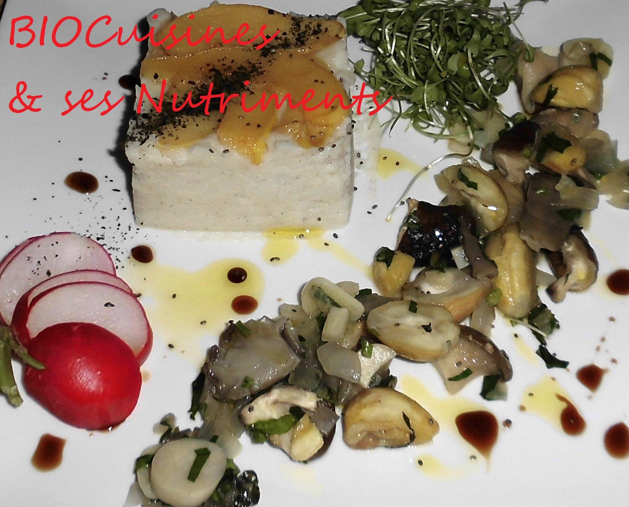 celeri champignons & marrons