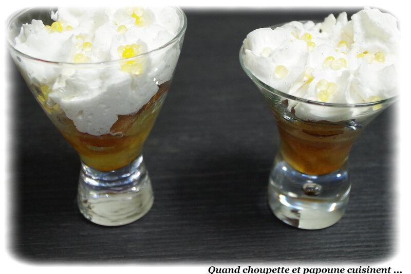 mini babas au Limoncello, crème chantilly maison-6573